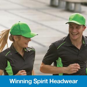 Winning Spirit Caps